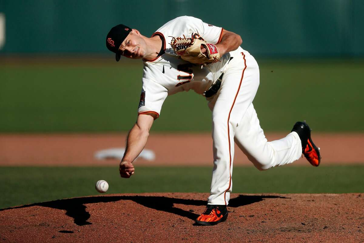 Tyler Rogers led Giants relievers with 29 appearances this season, 23 of which ended without him allowing a run.
