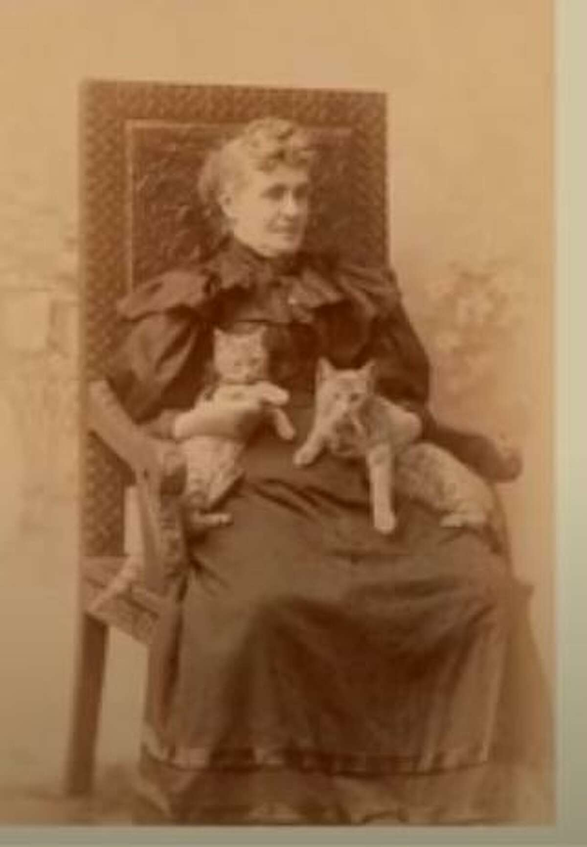 Interested to hear some homespun ghost stories set in Fort Bend County? Visit the local history Facebook group organized by Fort Bend County Libraries to hear about the Thompsons Bottoms Cat Woman and the recounting of a ghostly late-night visitor to a Richmond barber shop on a deathly-cold night many years ago.