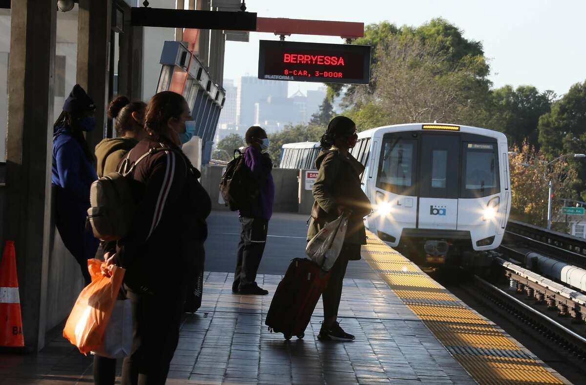BART is due to receive $103.7 million as Bay Area transit agencies receive millions in the first round of federal coronavirus relief funding.