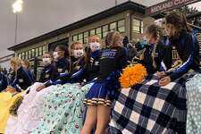 Images from Friday's Midland vs. Dow football pregame festivities