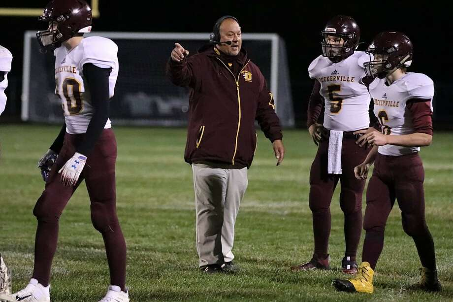 The Deckerville varsity football team and head coach Bill Brown closed out the 2020 regular season with a 58-30 loss to Morrice on Friday night.