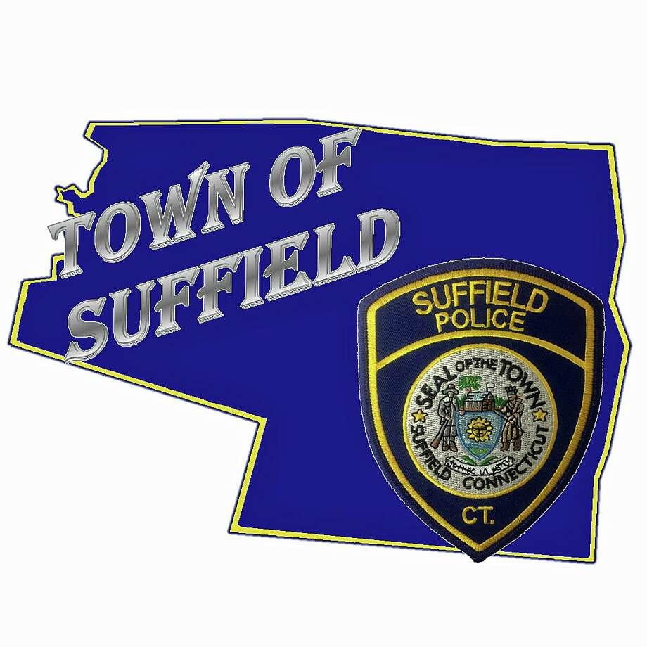 A contractor working at a house in Suffield inturupted a vehicle burglary on Friday morning and end up having a gun pointed at him, police said. Photo: Suffield Police Image