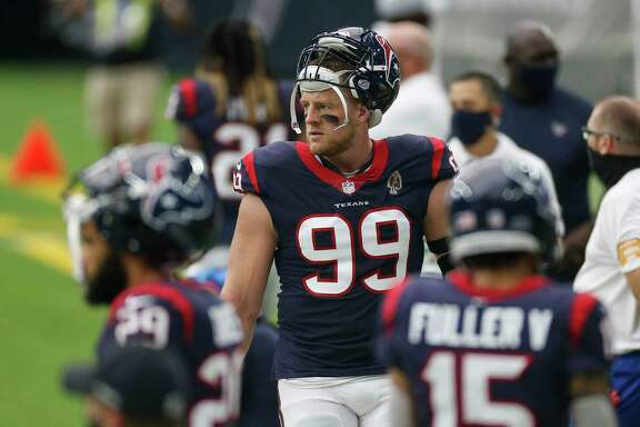 J.J. Watt says he is committed to winning a Super Bowl with the Texans but as another season goes off track the chances are dimming in Houston.