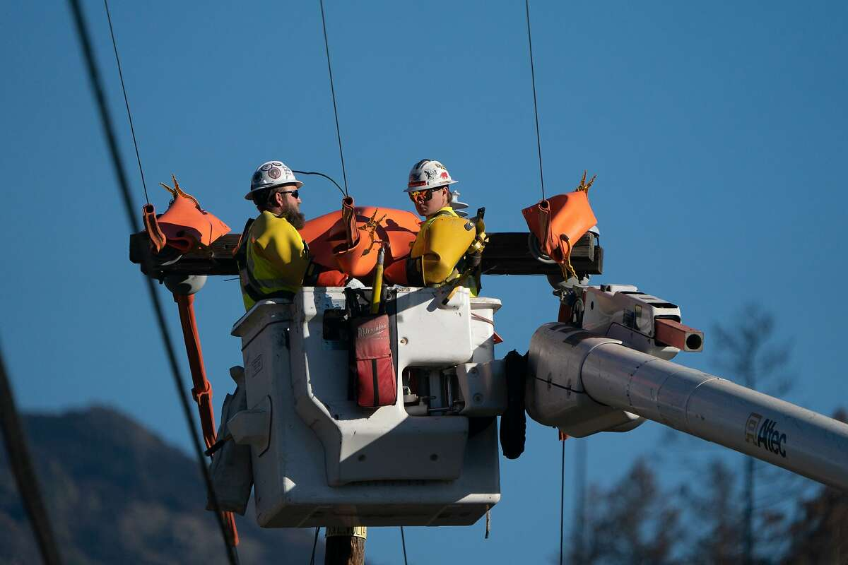 PG&E has reduced the expected scope of power outages by 15%, with many reductions in North and East Bay cities. But the numbers could change again.