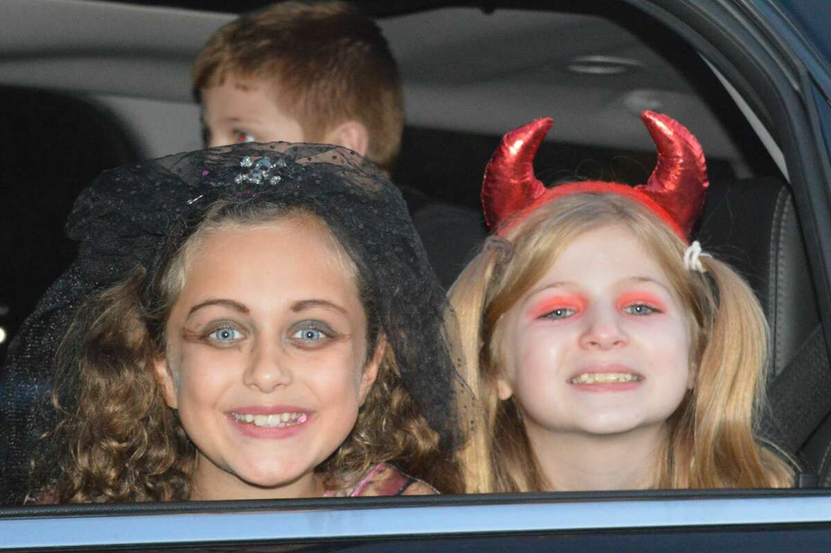 A Night at The Pumpkin Patch was held at The Landing of North Haven on Oct 24, 2020. Families celebrated Halloween from their cars with the drive-thru event. Were you SEEN?