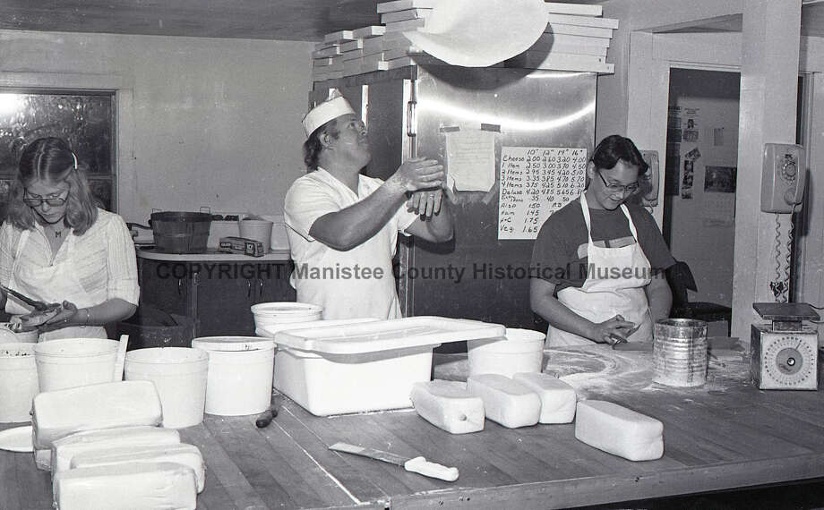 The Manistee News Advocate celebrated National Restaurant Month in October 1978 with a tribute to local establishments in Manistee County. Photo: Courtesy Photo/Manistee County Historical Museum