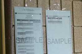 Ifvotersfollow the proper procedure for write-in candidate, and there are no other candidates on the ballot for that position, the candidate can win with as little as one vote. (File photo)
