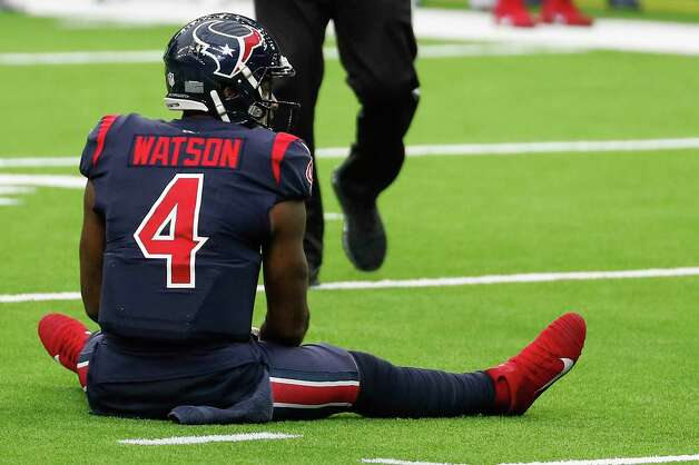 \during the second half an NFL football game at NRG Stadium on Sunday, Oct. 25, 2020, in Houston. Photo: Brett Coomer, Staff Photographer / © 2020 Houston Chronicle