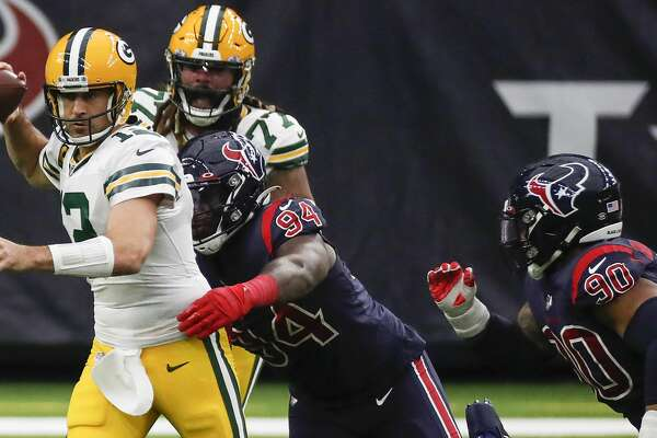 John Mcclain S Takeaways From Packers 35 Texans 20 Houstonchronicle Com