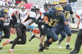 Manistee will host Kalkaska at 7 p.m. on Friday night at Chippewa Field to open the playoffs. (News Advocate file photo)