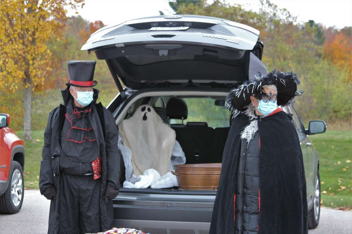 The Phantoms of the Trunk or Treat.