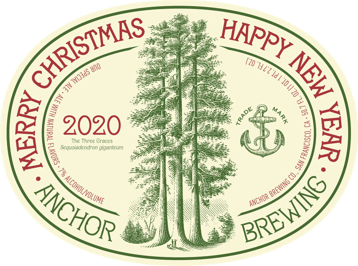 Anchor Brewing Company unveils its latest Christmas Ale for 2020.