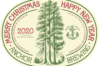 Anchor Steam Christmas Ale 2021 Anchor Brewing Is Back With Its 2020 Christmas Ale And A Few Surprises