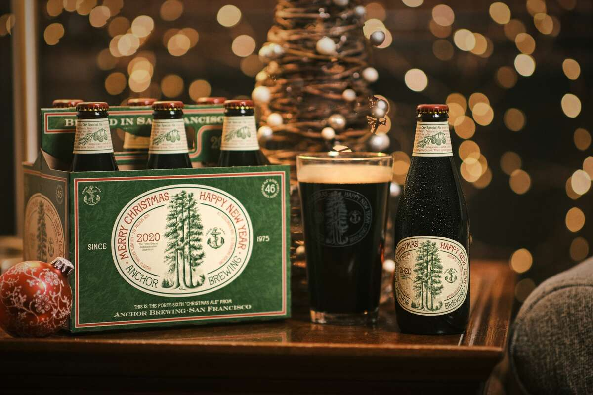 2020 Anchor Merry Christmas Ale Anchor Brewing is back with its 2020 Christmas Ale   and a few