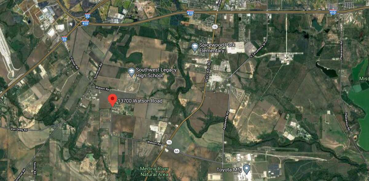 A man is in critical condition after a long-standing feud erupted into a shootout on the near Palo Alto Road Sunday afternoon. The map shows the approximate location of the incident.