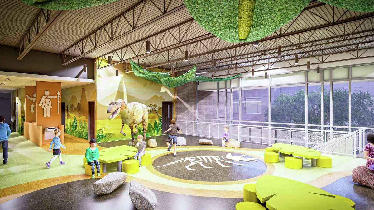 Both elementary campuses will have a main entry space that includes a multifunctional media space designed to resemble a treehouse for play-based learning and will both have