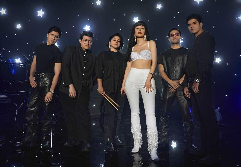 "The cast of Netflix's ""Selena: The Series."" Photo: Michael Lavine"