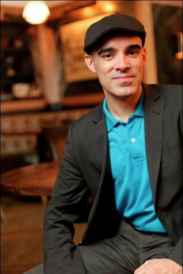 """Wednesday, Oct. 28: Midland Center for the Arts presents Ricardo Perez Gonzalez; his first play, the story of the WWI Christmas Truce In Fields Where They Lay, was hailed by the New York Times as """"gripping"""" and """"moving drama.""""(Photo provided/Midland Center for the Arts)"""