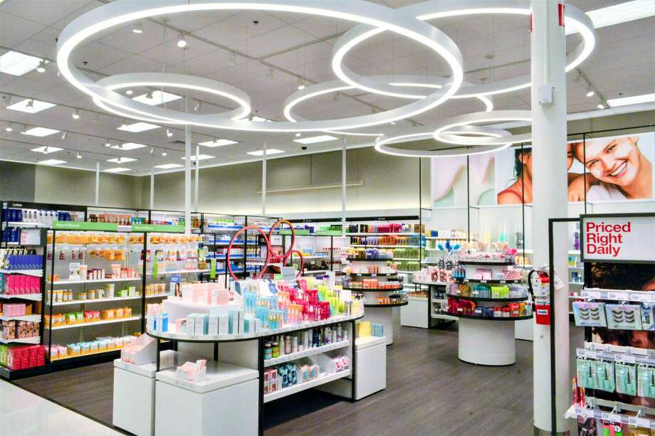 Target at 2075 Westheimer Road officially opened on Sunday, Oct. 25, 2020. Photo: Courtesy Of Target