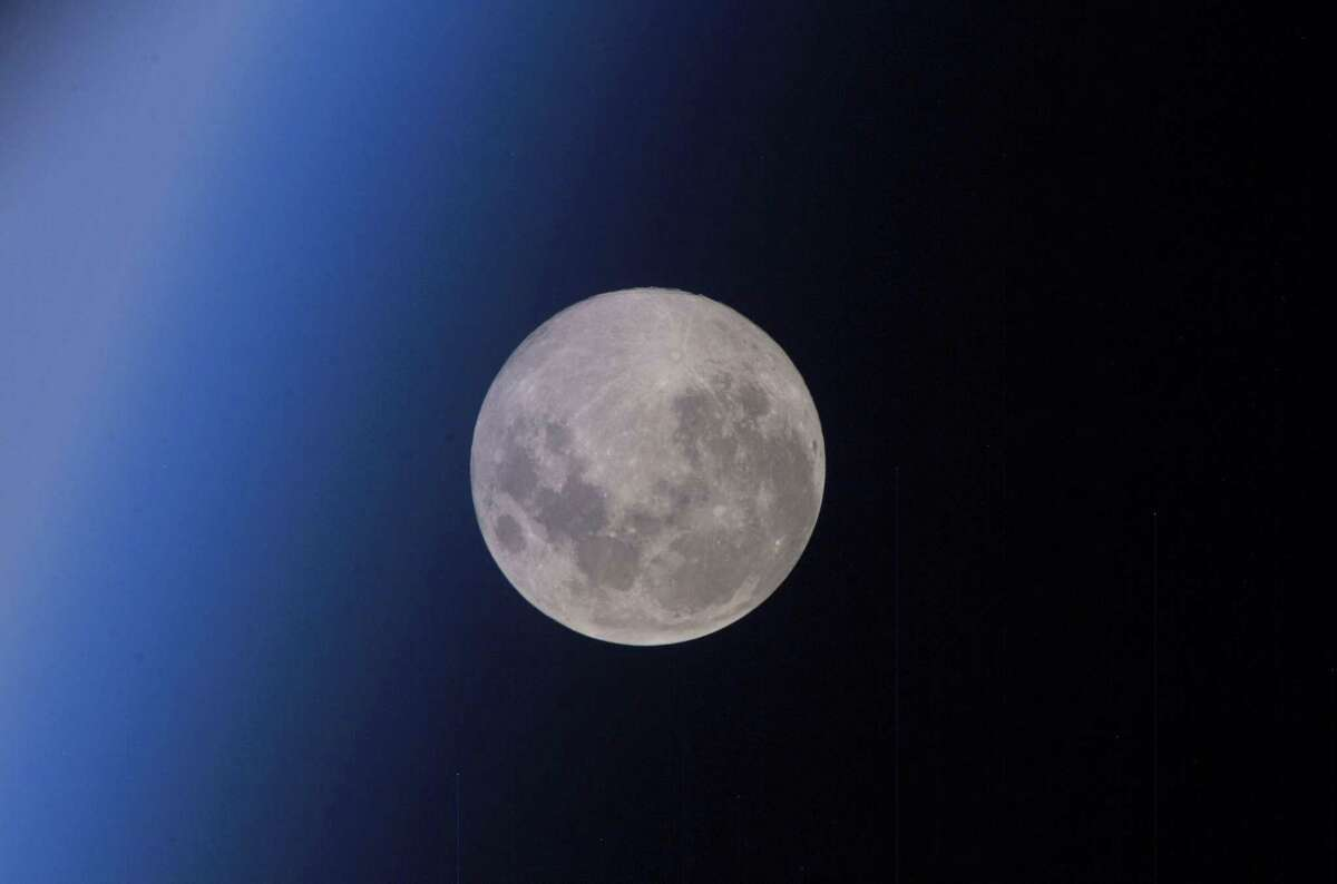 What if someday you could squint and see a skyscraper on the moon?