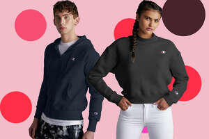 Champion's Extra 40% off 40 sale , plus the promo code CHAMP20 can get you more than 50% off popular sweats and athleisure wear.