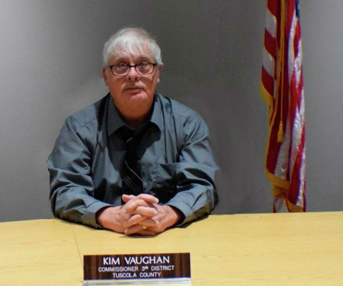 Commissioner Kim Vaughan