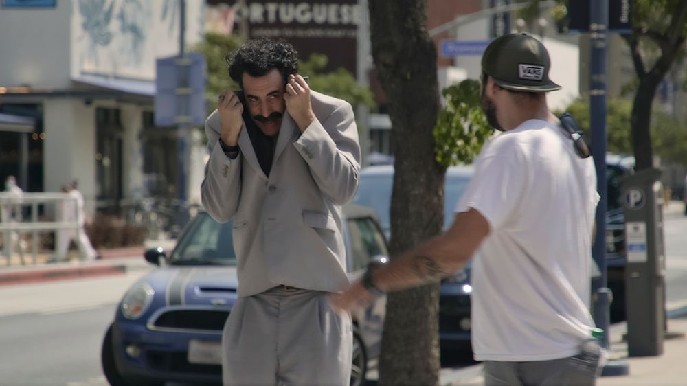 'Borat 2': How Sacha Baron Cohen's Unsuspecting Targets Feel About Being in the Movie