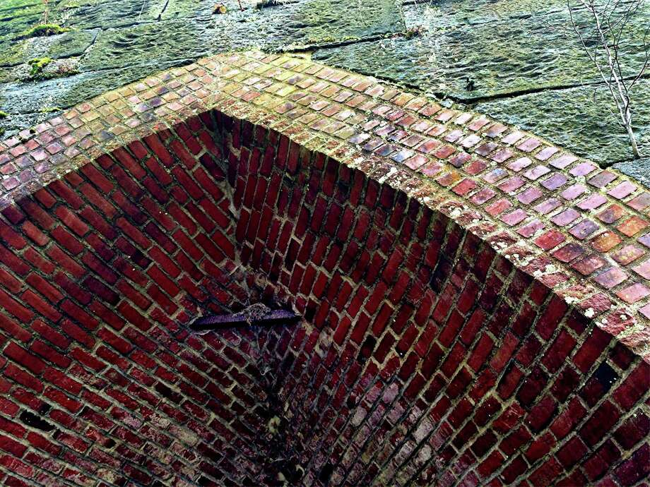 """Minor Memorial Library in Roxbury will present an exhibit, """"Going to Seed,"""" Nov. 14 through Jan. 2. The show will feature mixed media sculpture by Liz Alpert Fay and photographs and paintings by Kimberly Day Proctor, whose """"Mine Hill Arch"""" photograph is shown above. Courtesy of Minor Memorial Library Photo: Courtesy Of Minor Memorial Library / Danbury News Times Contributed"""