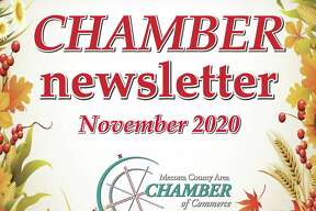 Mecosta County Area Chamber of Commerce Newsletter - November 2020