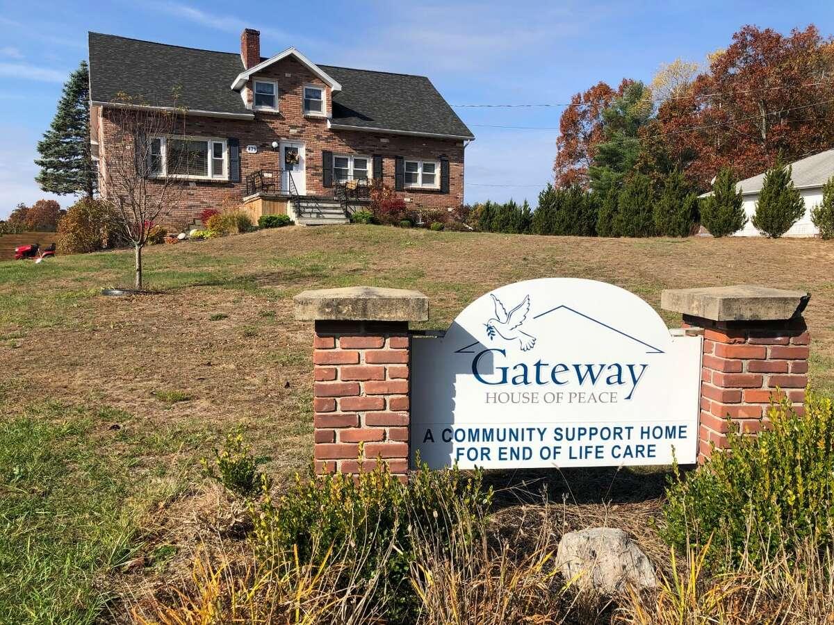 The Gateway House of Peace, 479 Rowland St., Ballston Spa. The Gateway House of Peace, 479 Rowland St., Ballston Spa.