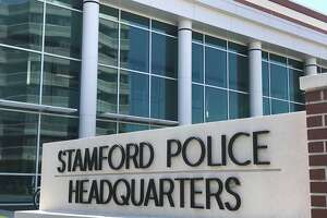 The Stamford police headquarters