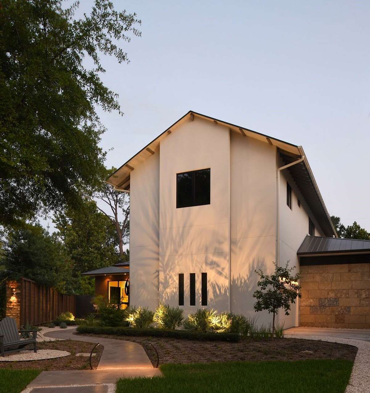 Home designed by Gary R. Chandler Architecture & Interiors. It will be on the MA+DS 2020 Virtual Home Tour.