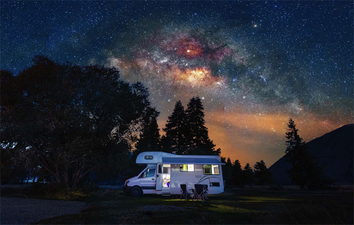 RV sales and rentals are soaring during the pandemic.