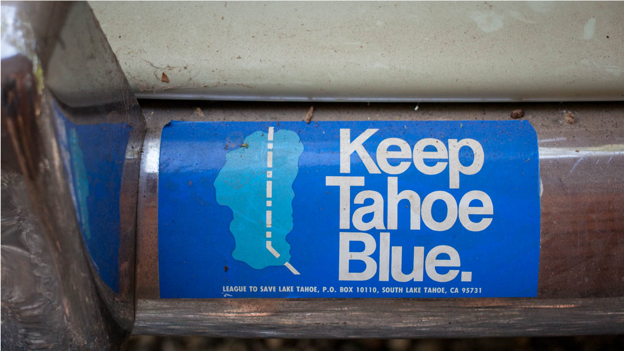 The history of the three words that define Tahoe