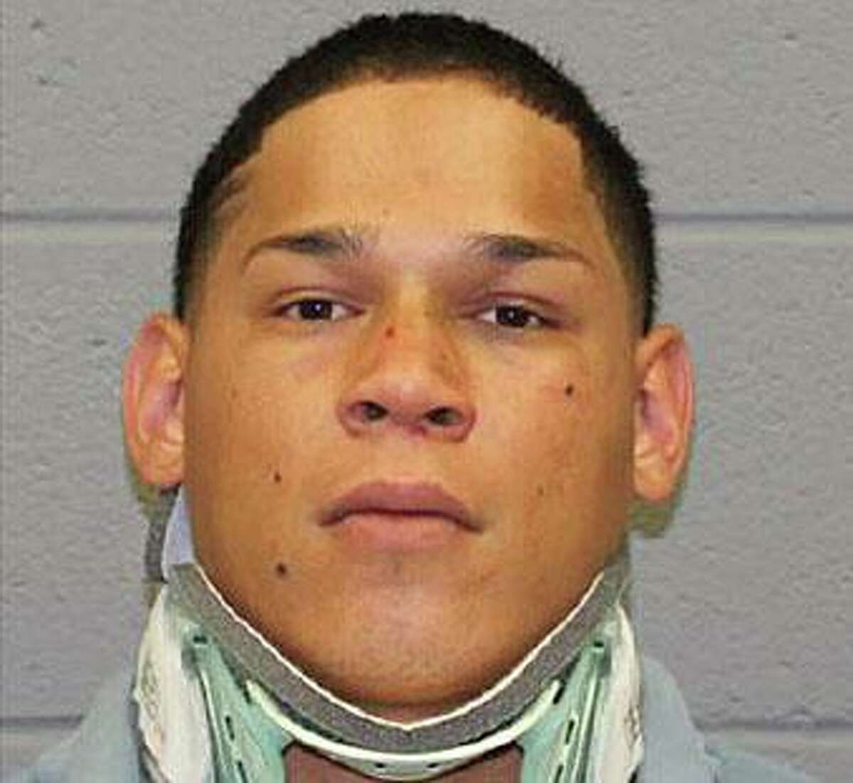 Yadeil Figueroa, 28, of Waterbury, Conn., was described by police as 5-foot-7 and 150 pounds with black hair and brown eyes. The photo provided by police was taken on June 20, 2016.