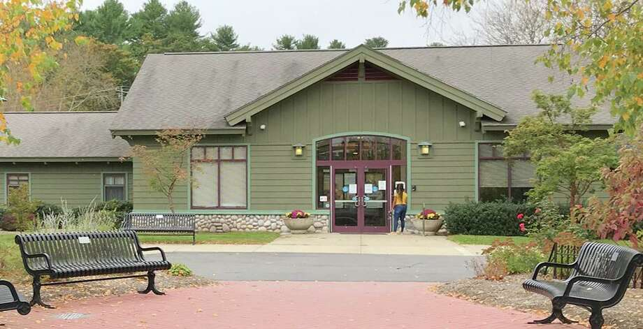 Natchaug Hospital in Mansfield is one of only two Connecticut facilities fined for COVID-related federal workplace violations. Photo: CTMirror.org