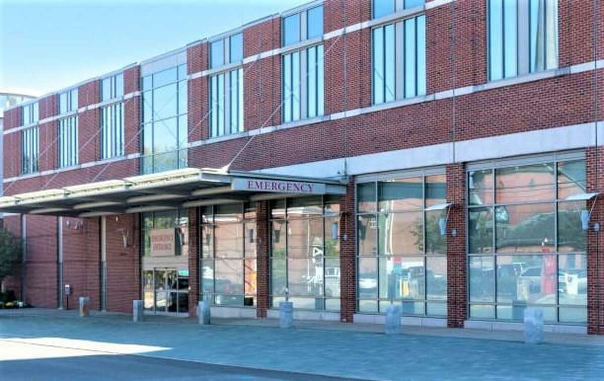 The Middlesex Hospital emergency department in Middletown