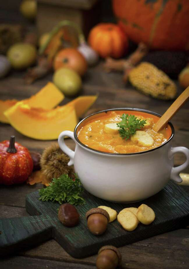 Celebrate Halloween a little differently this year with Blue Moon Pumpkin Soup. Photo: Metro Creative Connection