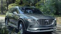 Mazda CX-9 three-row crossover gets tech, styling updates for 2021 - Photo