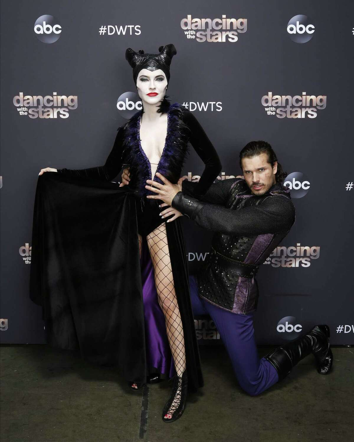 Chrishell Stause : Somebody give Chrishell Stause a perfect 30 for her Maleficent-themed Dancing With the Stars performance!