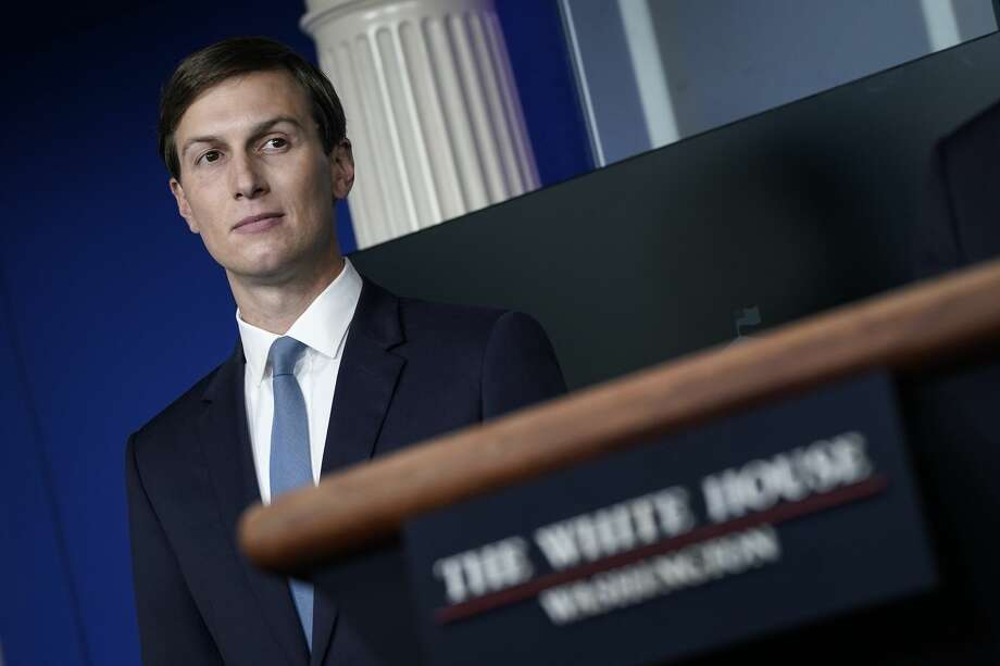 Jared Kushner faces backlash over comments he made about Black Americans. Photo: Drew Angerer/Getty Images / 2020 Getty Images