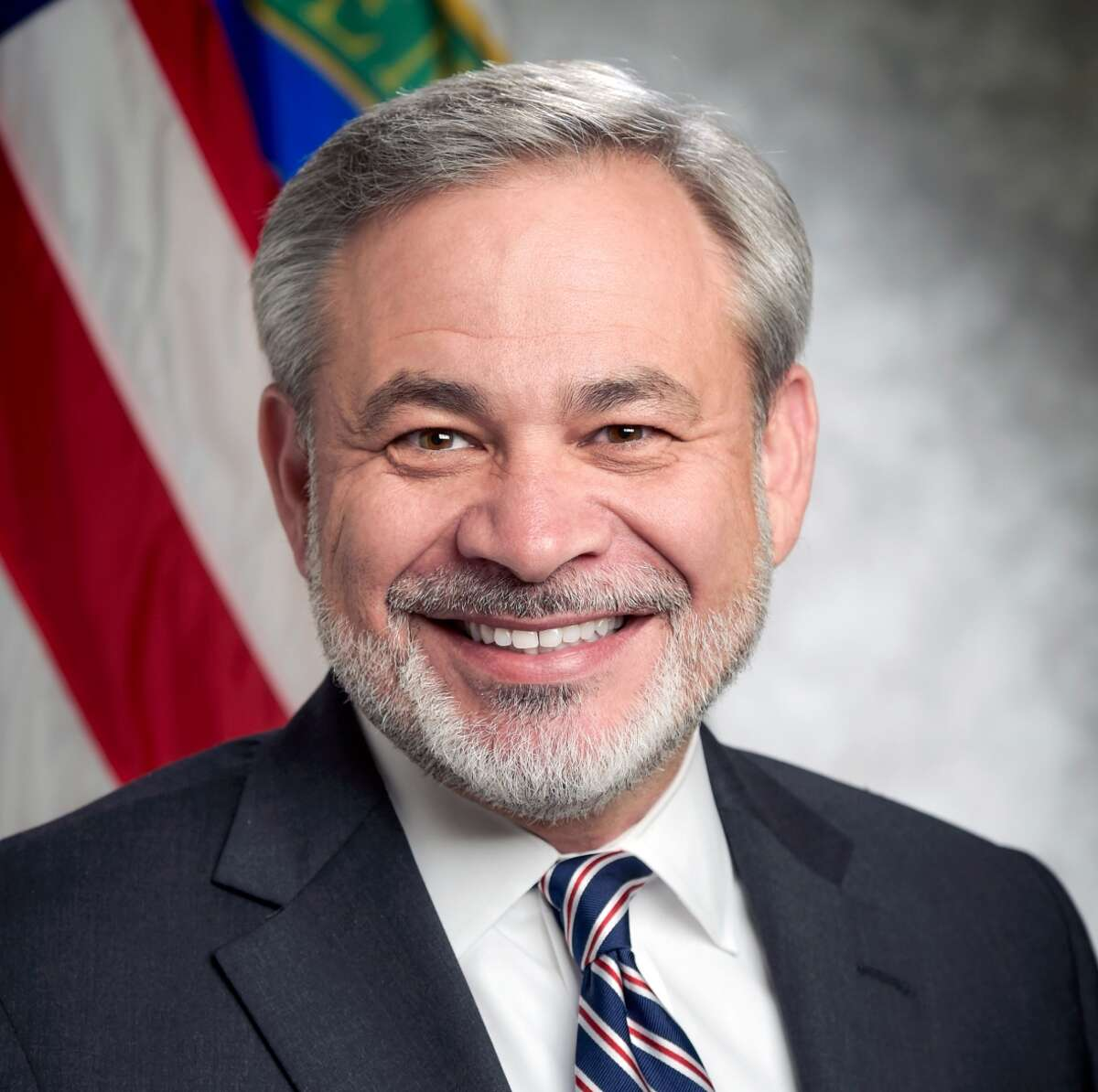 Dan Brouillette is the United States Secretary of Energy.