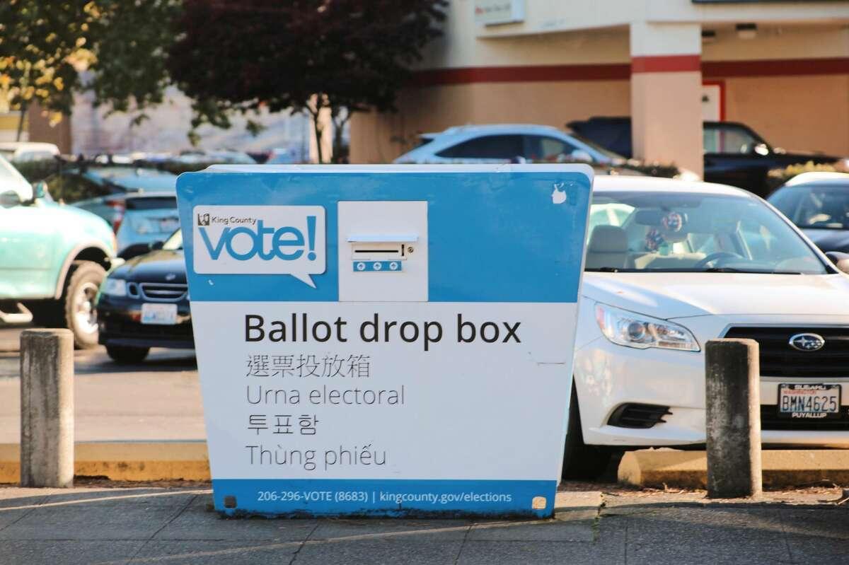 No, dead people aren't voting in Washington It is