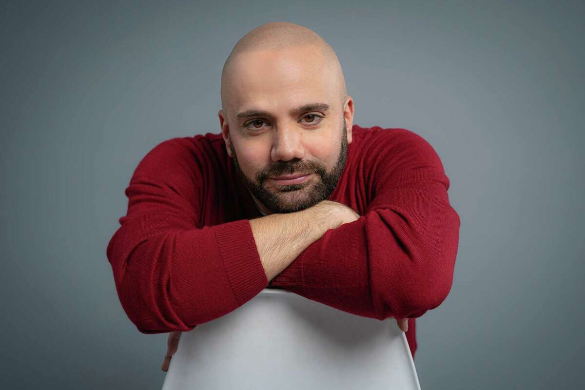 """Paul Virzi, who is getting ready to release his second comedy special, plays four shows at Mohegan Sun's Comix Roadhouse, Nov 5-7. His 2015 debut comedy album, """"Paul Virzi: Night At The Stand,"""" was No. 1 on iTunes and reached No. 4 on Billboard's Top 100. His debut comedy special, """"Bill Burr Presents Paul Virzi: I'll Say This,"""" premiered on Comedy Central in 2018 and is available to stream on CC.com."""