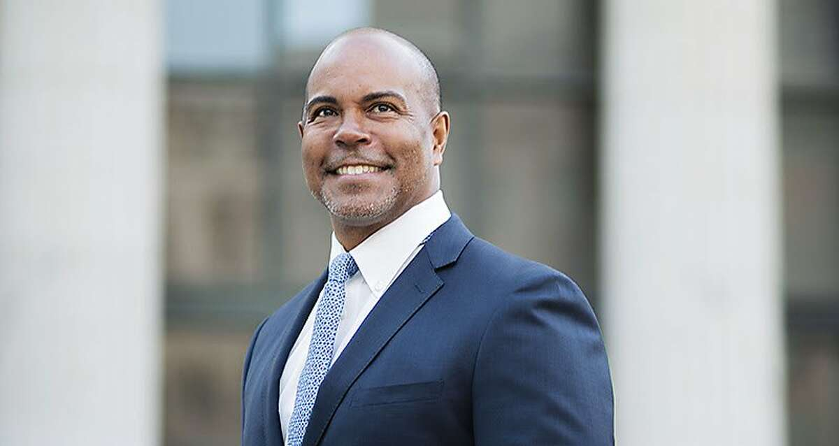 Derreck Johnson, candidate for Oakland City Council