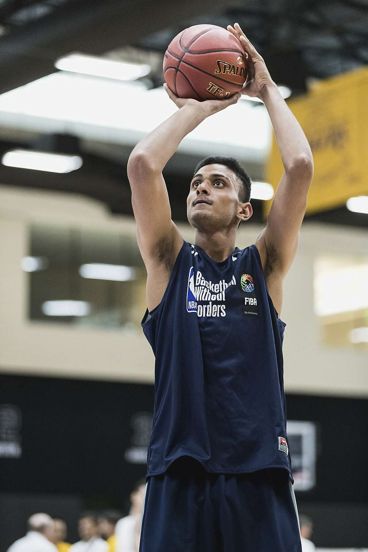 Princepal Singh is trying to become the first Indian-born player to play an NBA game.