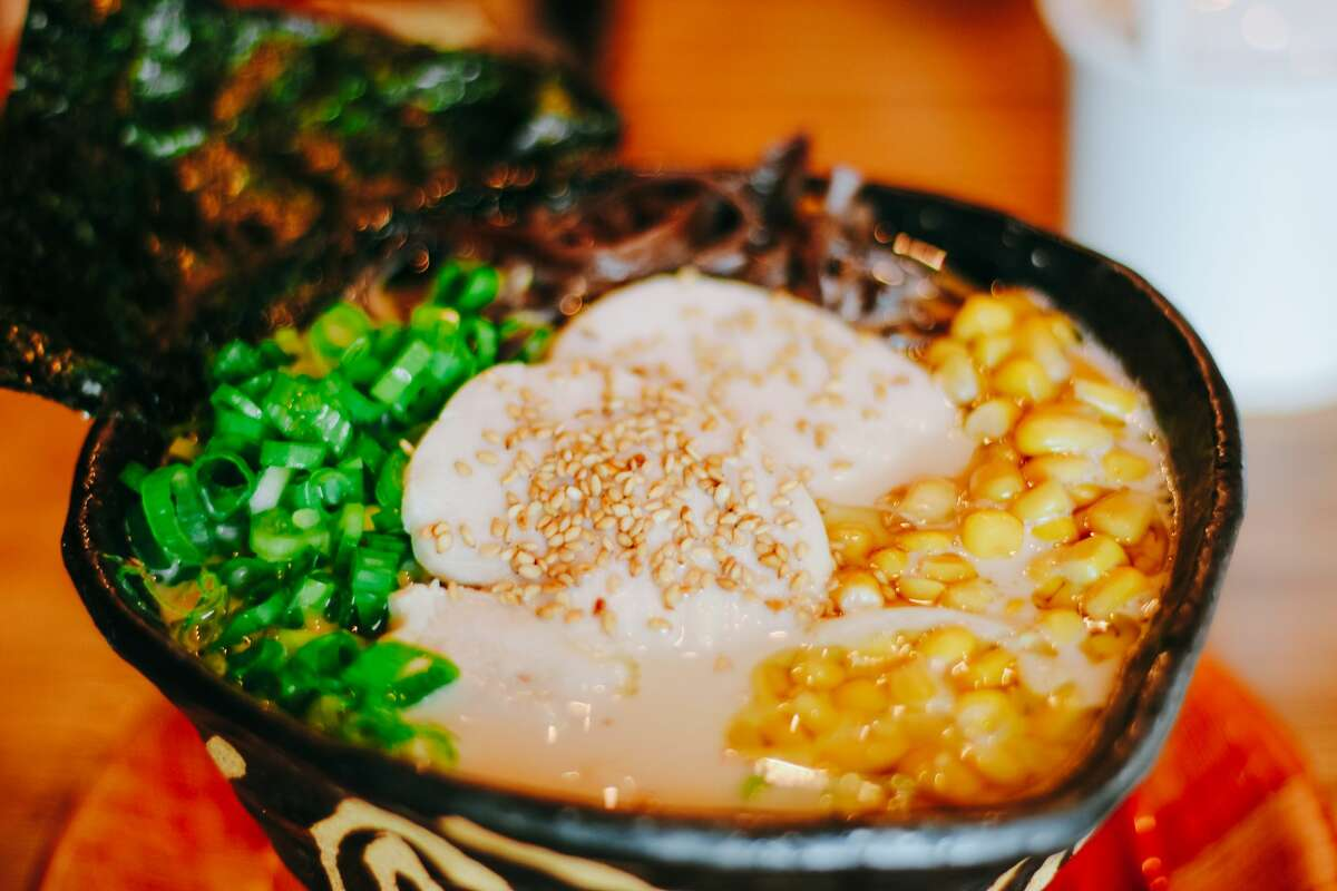 Marufuku Ramen opens its third Bay Area outpost at 865 Middlefield Road in Redwood City on Oct. 27, 2020.