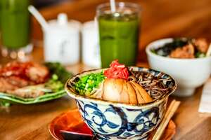Marufuku Ramen opens its third Bay Area outpost at 865 Middlefield Rd. in Redwood City on Oct. 27, 202o.