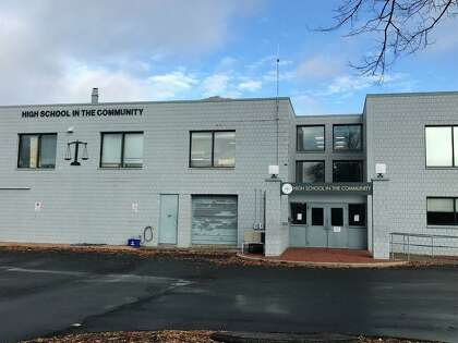 High School in the Community on Nov. 19, 2019.