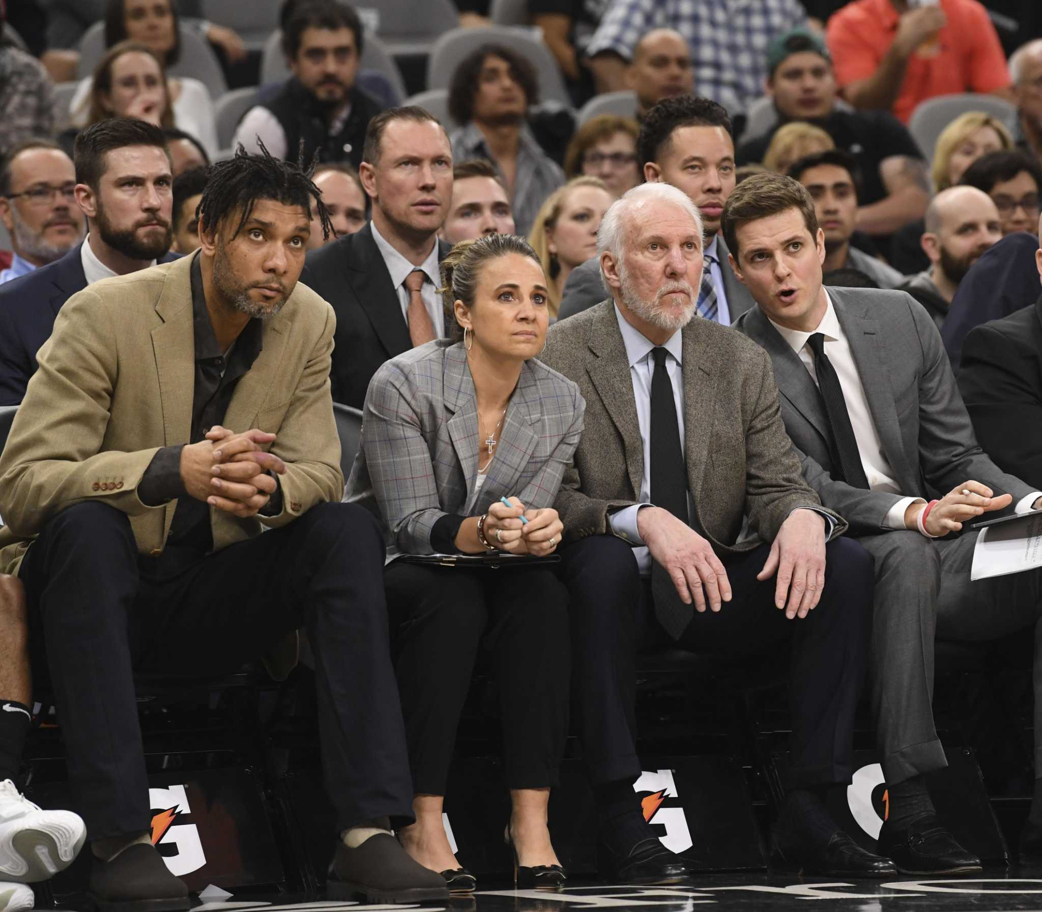 Female head coach in the NBA? It's Becky Hammon's time